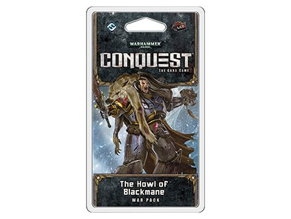 Warhammer Conquest The Howl of Blackmane War Pack
