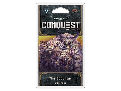 Warhammer Conquest The Scourge War Pack