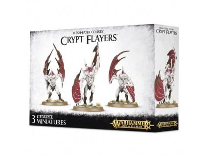 Flesh-Eater Courts Crypt Flayers / Crypt Horrors / Vargheists