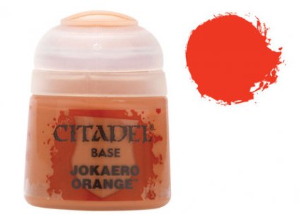 GW Citadel Base Jokaero Orange 12ml
