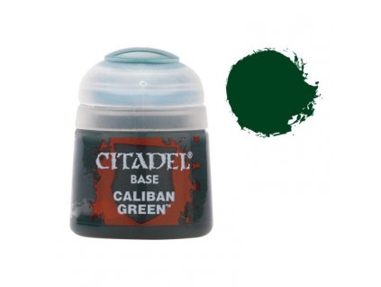 GW Citadel Base Caliban Green 12ml