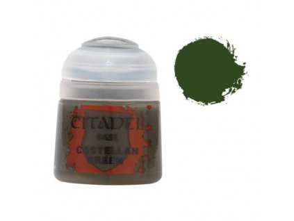 GW Citadel Base Castellan Green 12ml