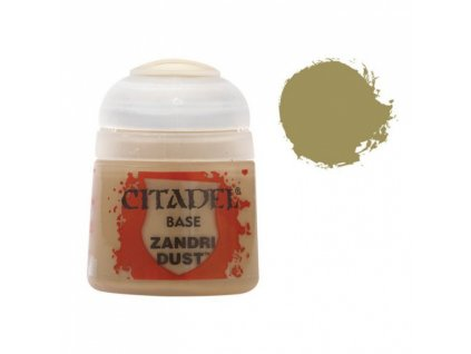 GW Citadel Base Zandri Dust 12ml