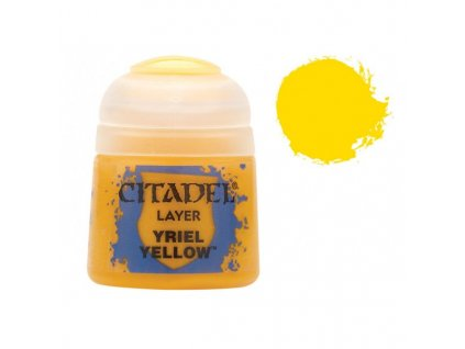 GW Citadel Layer Yriel Yellow 12ml