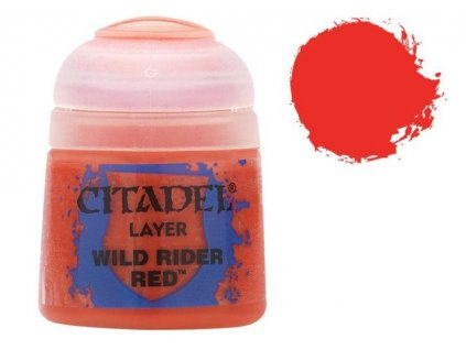 GW Citadel Layer Wild Rider Red 12ml