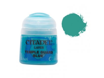GW Citadel Layer Temple Guard Blue 12ml