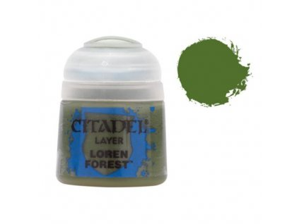 GW Citadel Layer Loren Forest 12ml