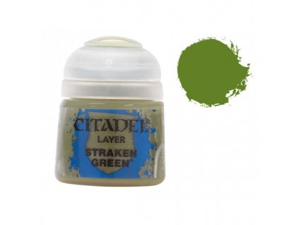 GW Citadel Layer Straken Green 12ml