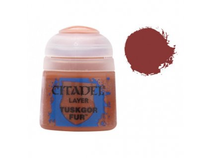 GW Citadel Layer Tuskgor Fur 12ml