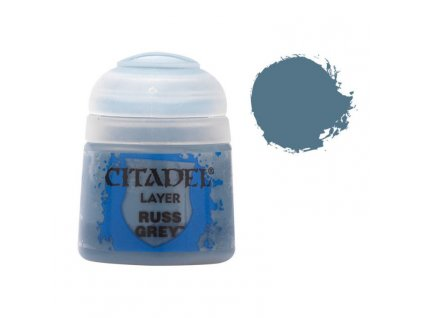 GW Citadel Layer Russ Grey 12ml