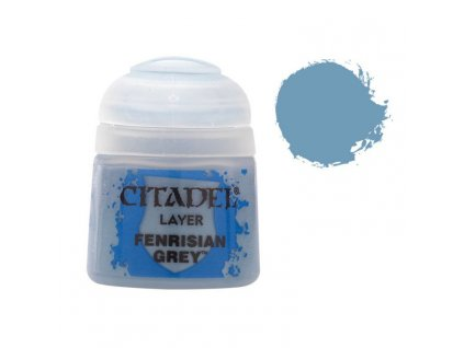 GW Citadel Layer Fenrisian Grey 12ml