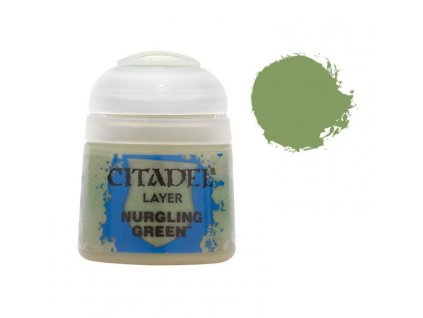GW Citadel Layer Nurgling Green 12ml