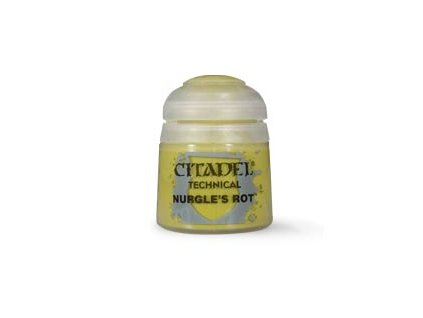 GW Citadel Technical Nurgles Rot 12ml