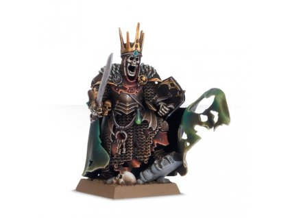Soulblight Gravelords Deathrattle Wight King
