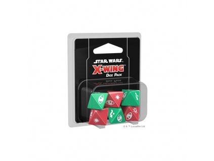 Star Wars X-Wing Dice Pack