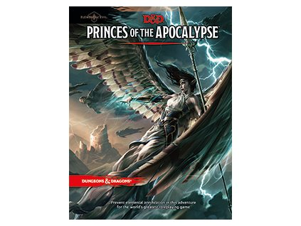 Dungeons and Dragons 5e Princes of the Apocalypse
