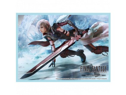 Final Fantasy TCG Sleeves FFXIII Lightning