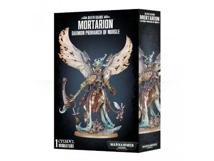Death Guard Mortarion Daemon Primarch of Nurgle