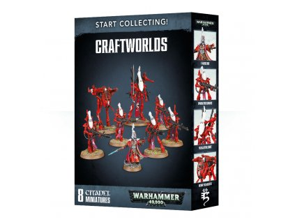vyr 8586start collecting craftworlds