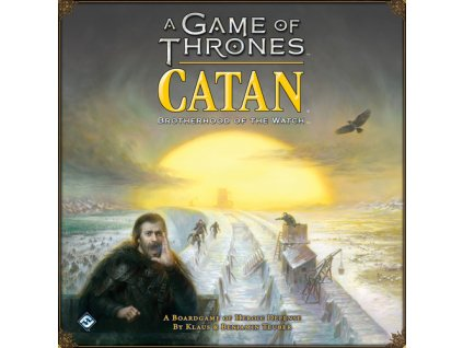A Game of Thrones Catan - Brotherhood of the Watch
