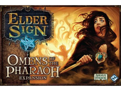 Elder Sign Omens of the Pharaoh