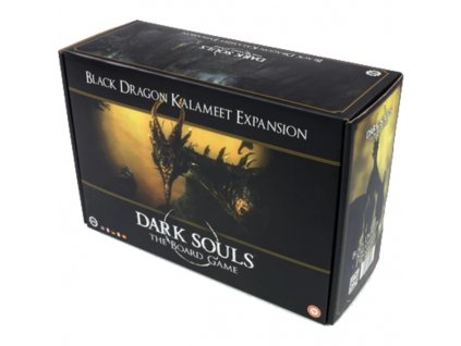 Dark Souls The Boardgame Black Dragon Kalameet Expansion