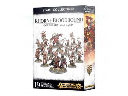 vyr 9072KB Start Collecting Goreblade Warband