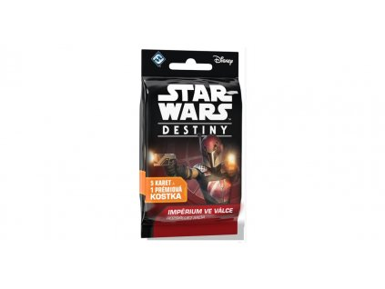 star wars destiny imperium ve valce booster cz 2