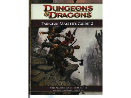 Dungeons and Dragons 4e Dungeon Maters Guide 2