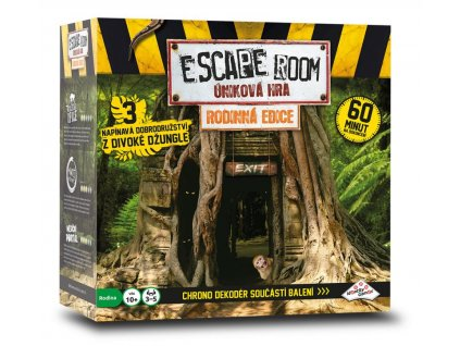 8220 Escape Room Rodinna Obalka
