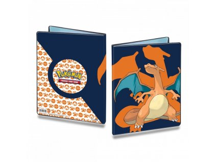 pokemon charizard 9 pocket portfolio p104415 162580 image