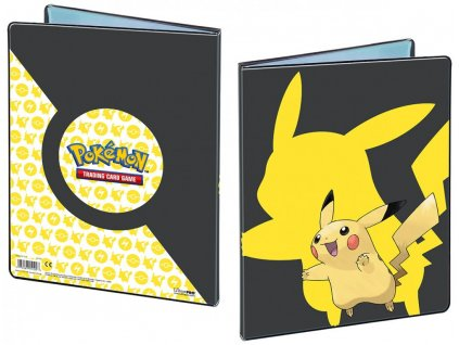 Pokemon Pikachu Album