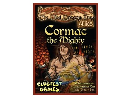 The Red Dragon Inn: Cormac the Mighty