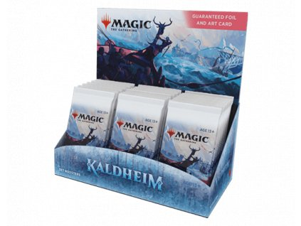 kaldheim set booster box 6008a58a4f330