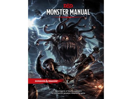 Dungeons and Dragons 5e Monster Manual