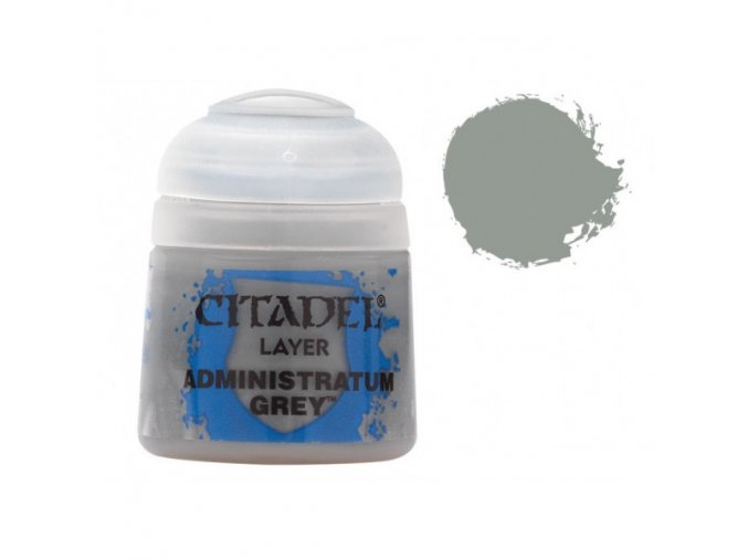 Citadel Layer Administratum Grey