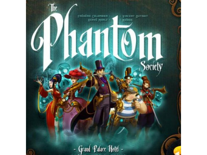 The Phantom Society