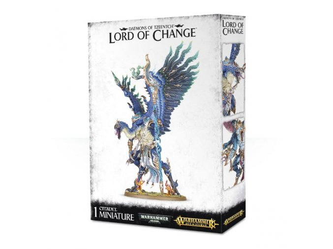 CHAOS DAEMONS LORD OF CHANGE
