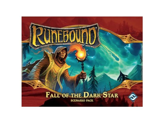 runebound 3rd edition fall of the dark star scenario pack