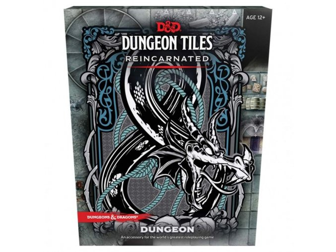 Dungeons and Dragons 5e Dungeon Tiles Reincarnated - Dungeon