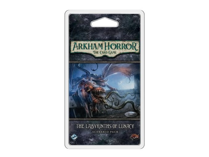 arkham horror the card game lcg the labyrinths of lunacy