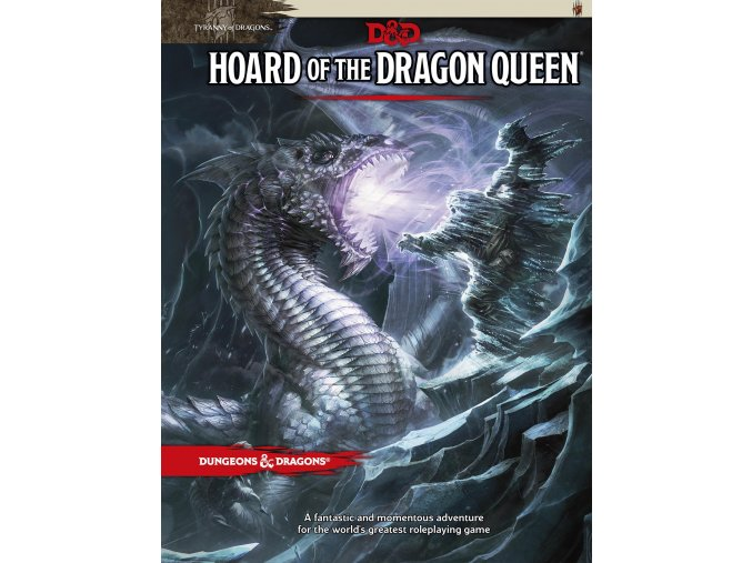 Dungeons and Dragons 5e Hoard of the Dragon Queen