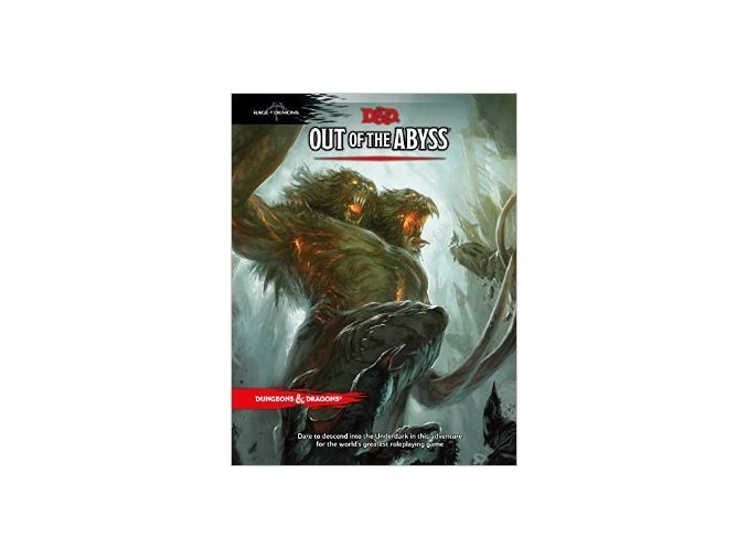 Dungeons and Dragons 5e Out of the Abyss