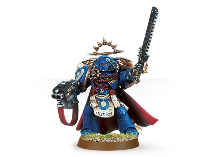Space Marines Commander