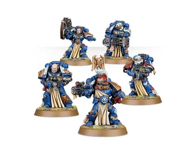 Space Marines Sternguard Veteran Squad