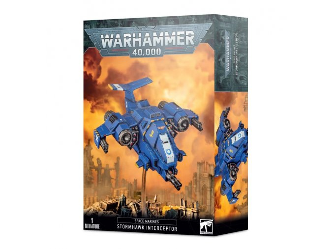 Space Marines Stormtalon Gunship