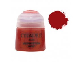 Citadel Base Mephiston Red