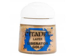 Citadel Layer Liberator Gold