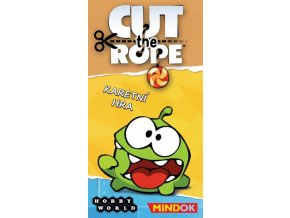 Cut the Rope Karetní hra