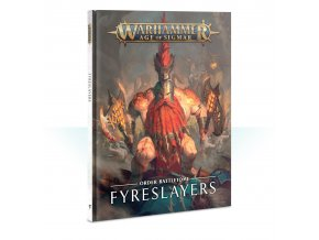 Battletome Fyreslayers (Hardback)
